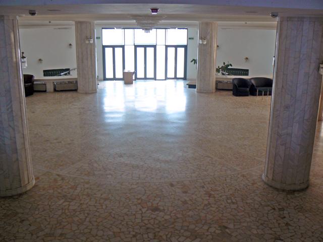 Sala amfiteatru